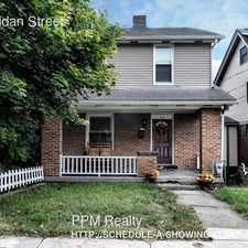 Rental info for 163 Meridan Street in the Duquesne Heights area