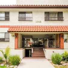 Rental info for 1043 Thompson Avenue in the Los Angeles area
