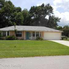 Rental info for 2439 Burns Dr. in the 32003 area