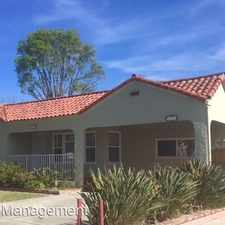Rental info for 15554 Eucalyptus