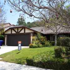 Rental info for 12907 La Tortola in the San Diego area