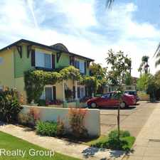 Rental info for 4013 1/2 Illinois Street in the San Diego area
