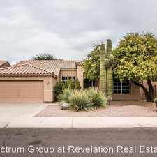 Rental info for 6128 W Megan St. in the Chandler area