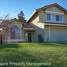 Rental info for 1730 Hudson Way in the 95376 area