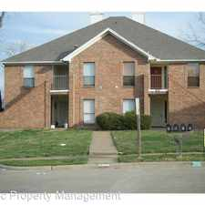 Rental info for 812 Betty Court - Betty Unit D in the Fort Worth area