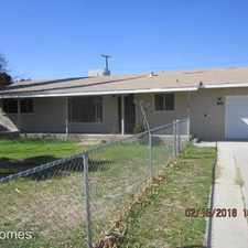 Rental info for 329 Terry Ln in the San Jacinto area