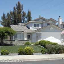 Rental info for 4704 Vista Grande Dr