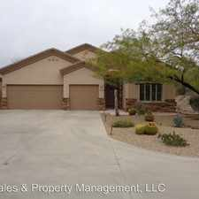 Rental info for 10326 E. Pine Valley Dr. in the Scottsdale area