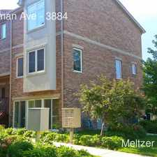 Rental info for 3884 Wehrman Ave in the Franklin Park area