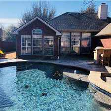 Rental info for Lease Opportunity! Beautiful Ranch-style home in P in the Dallas area