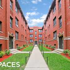 Rental info for 2623 North Spaulding Avenue #2625.5-2N in the Chicago area