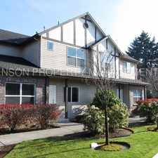 Rental info for SouthPoint Condominiums * Great Community * Spacious Layout * Attached Garage in the Gresham area