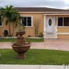 Rental info for 7336 Southwest 16th Street in the Miami area