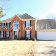 Rental info for 1846 Dartford Drive Cordova TN 38016 in the Memphis area