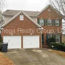 Rental info for 3058 English Oaks Circle in the Birmingham area