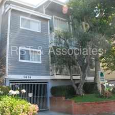 Rental info for Very Nice and Spacious 2 Bed + 2.5 Bath Townhouse -style Apartment in the Santa Monica area