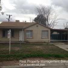 Rental info for 615 Huskey Dr. in the Bakersfield area