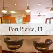 Rental info for 4 Bedrooms - $1,799/mo - Fort Pierce - In A Gre... in the 34950 area