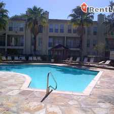 Rental info for 300 N Vista Dr # 2902 in the Houston area