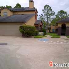 Rental info for 11245 West Rd # 8154 in the Houston area