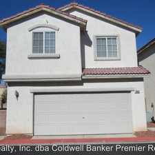 Rental info for 2926 Sunrise Bay Ave in the Las Vegas area