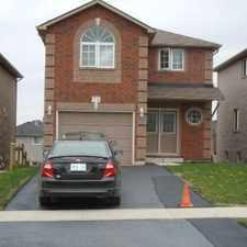 Rental info for Barrie House for rent