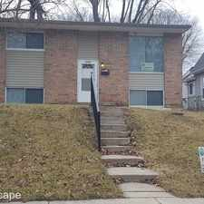 Rental info for 4050 Byram Ave in the Indianapolis area