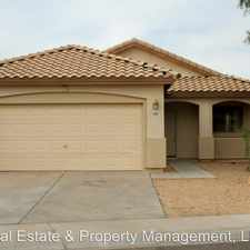 Rental info for 11222 W Almeria Rd in the Phoenix area