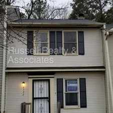 Rental info for Townhome in Birmingham in the Birmingham area