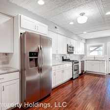Rental info for 1814 Light Street in the Baltimore area