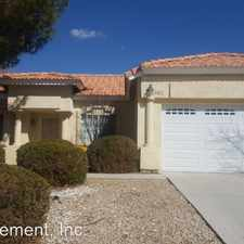 Rental info for 14812 Stone Age Ln in the Victorville area