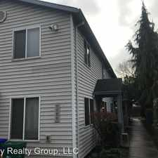 Rental info for 9806 SE Henry, #2 in the Portland area