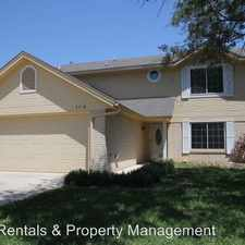 Rental info for 3318 Paintrock Dr