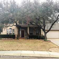 Rental info for 18803 Millhollow in the San Antonio area