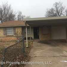 Rental info for 4905 S Dimple Dr in the Oklahoma City area