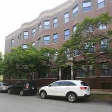 Rental info for 1311 W. Leland 4 in the Chicago area
