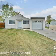 Rental info for 3570 S Centennial Rd in the Magna area
