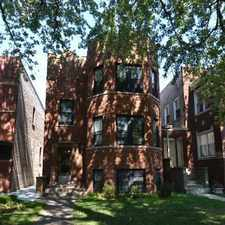 Rental info for 2506 W. Cullom Garden in the North Center area