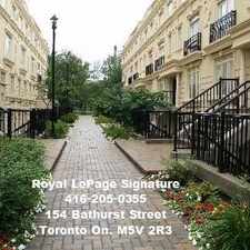 Rental info for 88 Carr Street in the Kensington-Chinatown area