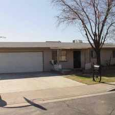 Rental info for 647 East Flower Avenue in the Mesa area