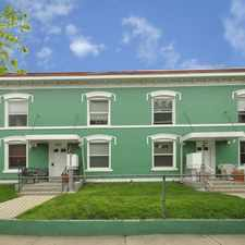 Rental info for 1863 North Clarkson Street #2nd Floor4 in the Denver area