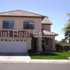 Rental info for Beautiful Home 4Bed 2.5Bath in Gilbert in the Chandler area