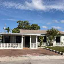 Rental info for 7211 Southwest 6th Street in the Miami area