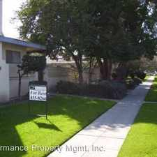Rental info for 1417-1431 W. Clinton in the Fresno area