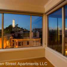 Rental info for 335 - 347 Green St. in the San Francisco area