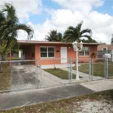 Rental info for E 49th St in the Hialeah area