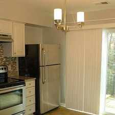 Rental info for Gorgeous Updated End Of Group Townhouse In 55 C...