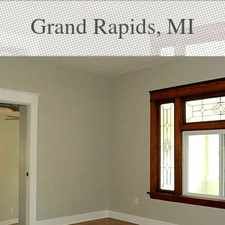 Rental info for Spacious 4 Bedroom, 2 Bath in the Grand Rapids area