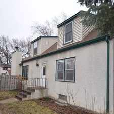 Rental info for This Home Features 3 Bedrooms, 2 Baths, And 182... in the Minneapolis area