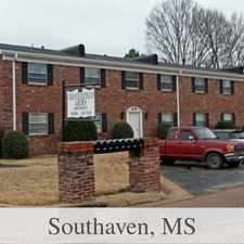 Rental info for 2 Bedrooms Apartment - The Chesterfield Arms Is... in the Southaven area